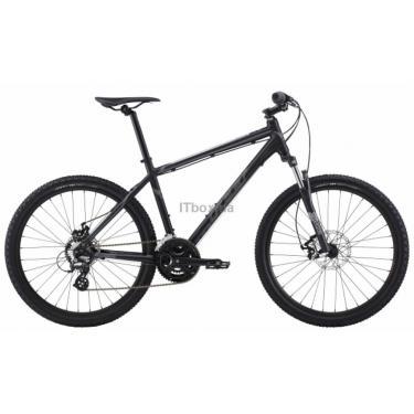 """Велосипед Felt MTB SIX 90 M satin black (charcoal, silver) 18"""" (8054 10601) - фото 1"""