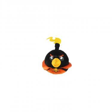 Мягкая игрушка Angry Birds Space Птичка черная Фото