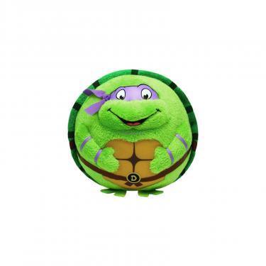 Мягкая игрушка Ty Черепашка- нинзя Донателло, 12 см Фото