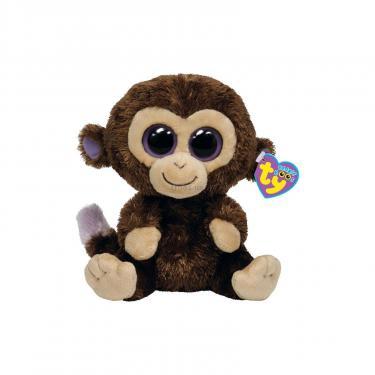 Мягкая игрушка Ty Обезьяна Coconut, 25 см Фото