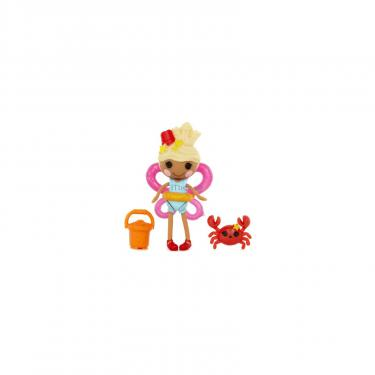 Кукла Lalaloopsy Mini Времена Года Лето с аксессуарами Фото 1