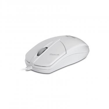 Мышка REAL-EL RM-211, USB, white Фото