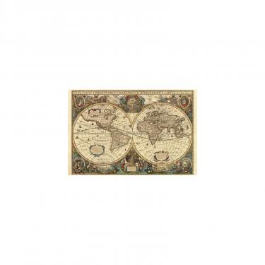 Пазл Ravensburger Древняя карта Мира 5000 элементов Фото 1