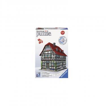 Пазл Ravensburger Средневековый дом 216 элементов Фото