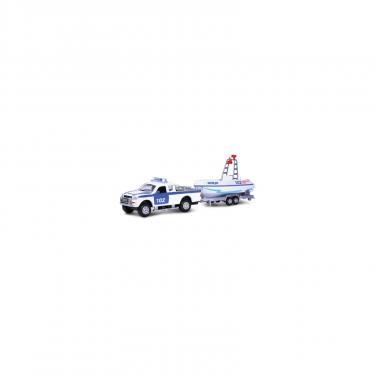 Игровой набор Технопарк Водная Полиция Фото
