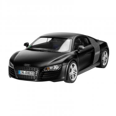 Сборная модель Revell Автомобиль Audi R8 black 1:24 Фото 1