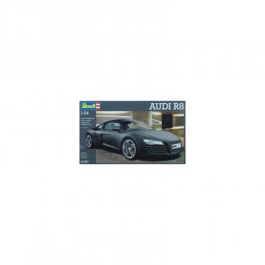 Сборная модель Revell Автомобиль Audi R8 black 1:24 Фото
