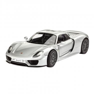 Сборная модель Revell Автомобиль Porsche 918 Spyder1 :24 Фото 1