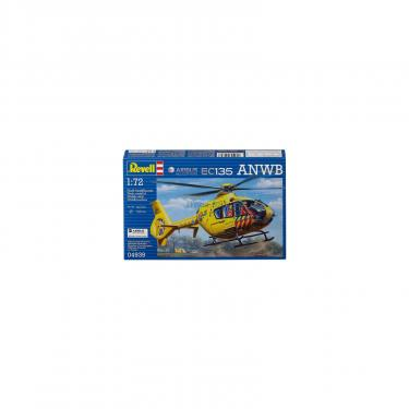 Сборная модель Revell Вертолет Airbus Helicopters EC135 ANWB 1:72 Фото