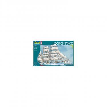 Сборная модель Revell Корабль Gorch Fock 1:253 Фото
