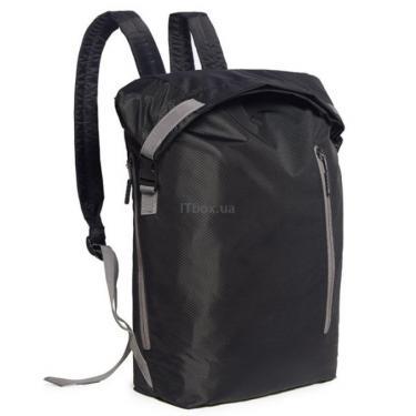 Рюкзак для ноутбука Xiaomi Mi light moving multi backpack black - фото 1