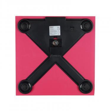 Весы напольные SATURN ST-PS0294 Red - фото 3