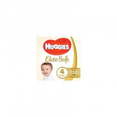 Підгузок Huggies Elite Soft 4 (8-14 кг) 132 шт (5029054566220) - фото 1