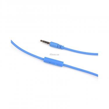 Навушники Vinga HSM035 Blue New Mobile (HSM035BL) - фото 11