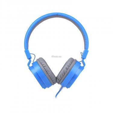 Навушники Vinga HSM035 Blue New Mobile (HSM035BL) - фото 2