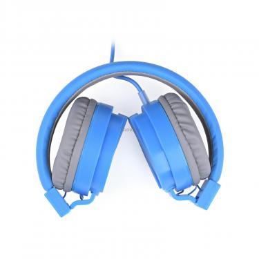 Навушники Vinga HSM035 Blue New Mobile (HSM035BL) - фото 5