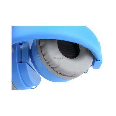 Навушники Vinga HSM035 Blue New Mobile (HSM035BL) - фото 6