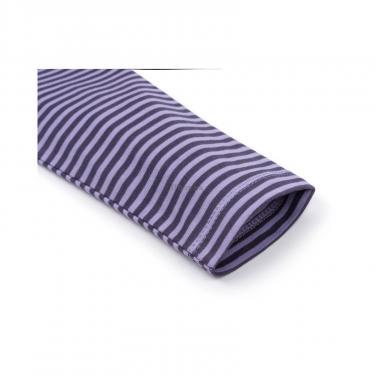 Кофта Breeze в полосочку (3332-86G-lilac) - фото 5