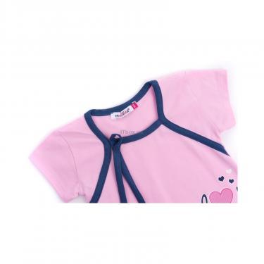 "Піжама Matilda і халат з ведмедиками ""Love"" (7445-92G-pink) - фото 6"