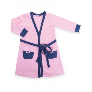 """Пижама Matilda и халат с мишками """"Love"""" (7445-164G-pink) - фото 2"""