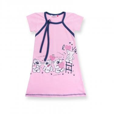 """Пижама Matilda и халат с мишками """"Love"""" (7445-164G-pink) - фото 3"""