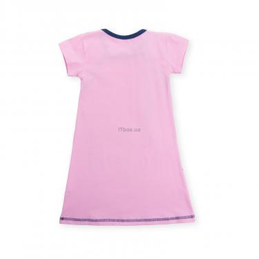 """Пижама Matilda и халат с мишками """"Love"""" (7445-164G-pink) - фото 5"""