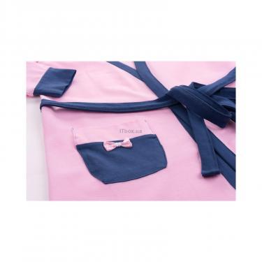"""Пижама Matilda и халат с мишками """"Love"""" (7445-164G-pink) - фото 9"""