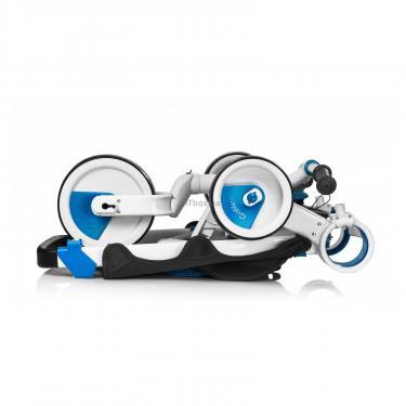 Дитячий велосипед Galileo Strollcycle Синий (G-1001-B) - фото 11