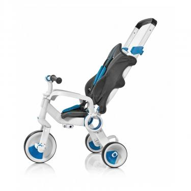 Дитячий велосипед Galileo Strollcycle Синий (G-1001-B) - фото 2