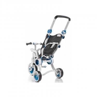 Дитячий велосипед Galileo Strollcycle Синий (G-1001-B) - фото 3
