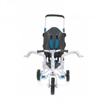 Дитячий велосипед Galileo Strollcycle Синий (G-1001-B) - фото 4