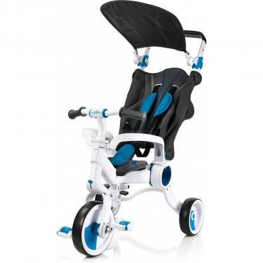 Дитячий велосипед Galileo Strollcycle Синий (G-1001-B) - фото 5