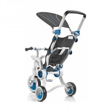 Дитячий велосипед Galileo Strollcycle Синий (G-1001-B) - фото 6