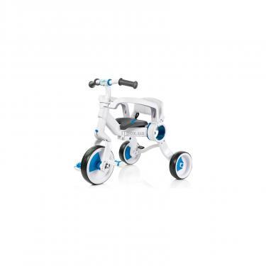 Дитячий велосипед Galileo Strollcycle Синий (G-1001-B) - фото 7