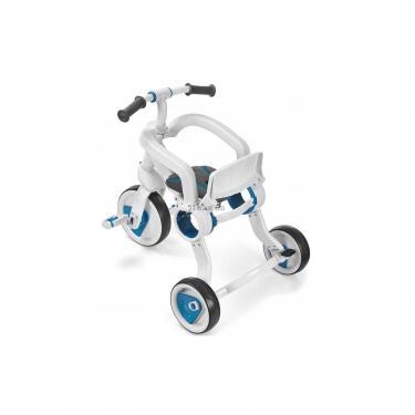 Дитячий велосипед Galileo Strollcycle Синий (G-1001-B) - фото 8