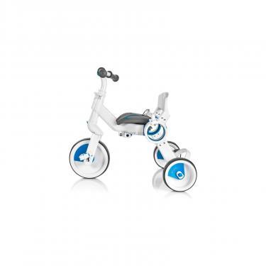 Дитячий велосипед Galileo Strollcycle Синий (G-1001-B) - фото 9