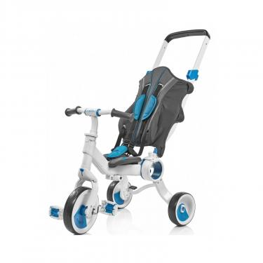 Дитячий велосипед Galileo Strollcycle Синий (G-1001-B) - фото 1