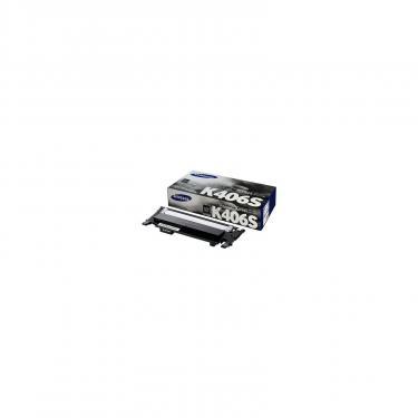 Картридж Samsung CLP-365 CLX-3305/3305FN black CLT-K406S (SU120A) - фото 1