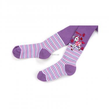 Колготки UCS SOCKS с пони (M0C0301-0860-98G-purple) - фото 2