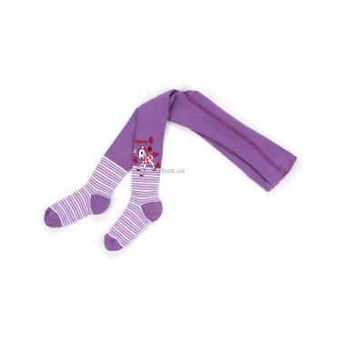 Колготки UCS SOCKS с пони (M0C0301-0860-98G-purple) - фото 1