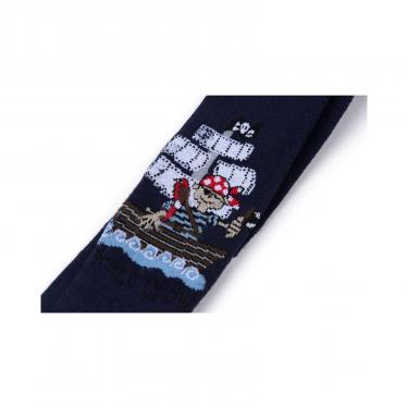 Колготки BNM с пиратом (M0C0301-1020-98B-blue) - фото 3