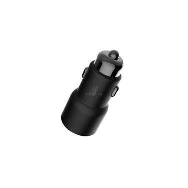 Автомобільний MP3-FM модулятор Xiaomi Roidmi 3S Bluetooth BFQ04RM Black (GDS4047RT) - фото 3