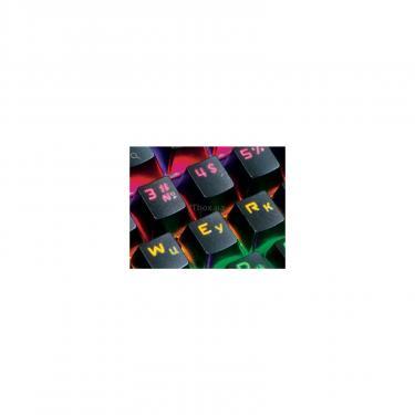 Клавіатура REAL-EL M47 RGB, black - фото 2