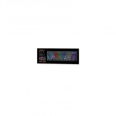 Клавіатура REAL-EL M47 RGB, black - фото 3