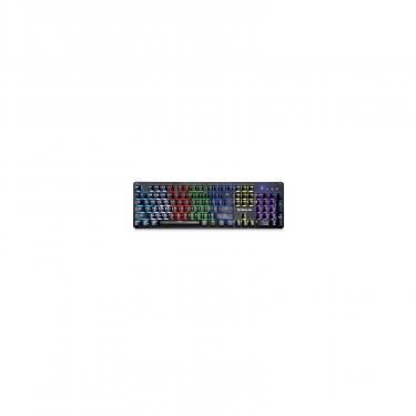 Клавіатура REAL-EL M47 RGB, black - фото 1