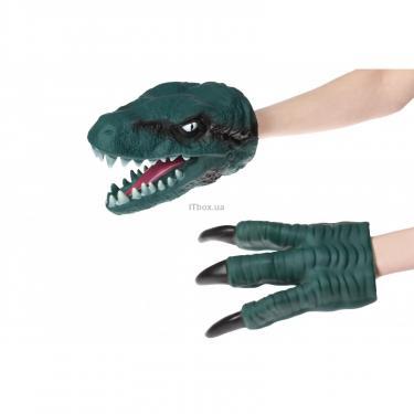 Игровой набор Same Toy Dino Animal Gloves Toys зеленый Фото 2