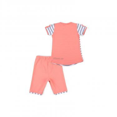 "Пижама Matilda ""LOVE"" (8016-2-92G-coral) - фото 4"