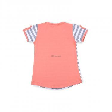 "Пижама Matilda ""LOVE"" (8016-2-92G-coral) - фото 5"