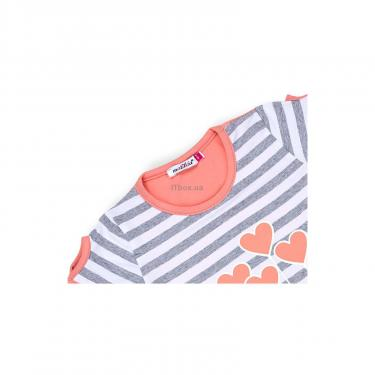 "Пижама Matilda ""LOVE"" (8016-2-92G-coral) - фото 7"