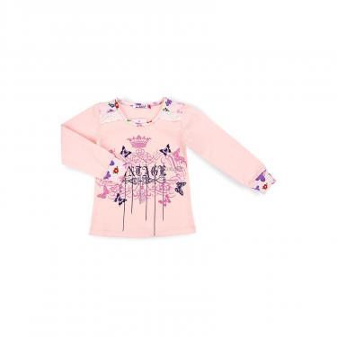 Пижама Matilda с бабочками (4858-2-104G-pink) - фото 2
